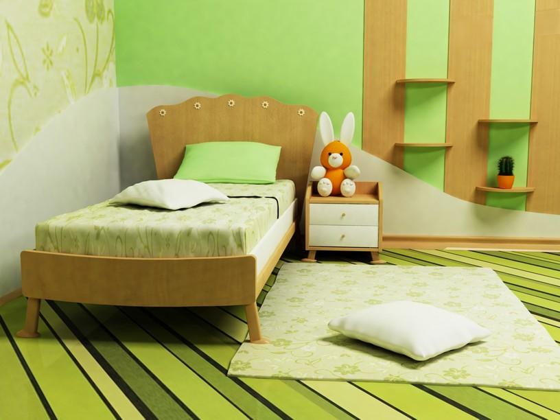 Gestreifte Grüne Wände Unglaublich On Andere Und Genie Innen Designs Auch Grün Weiß 4