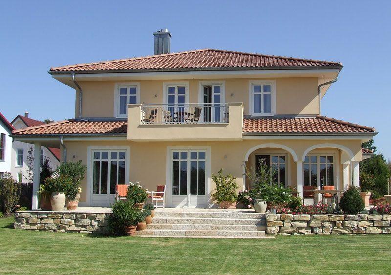 Haus Bauen Ideen Mediterran Modern On Mit Jpg 800 563 Mediterrane Häuser Pinterest Suche 2