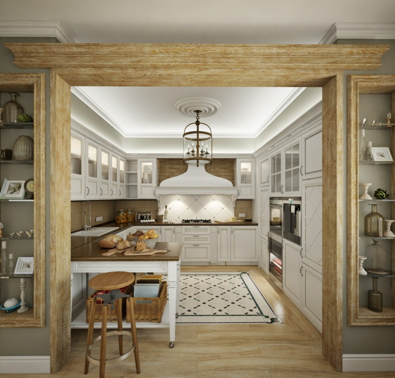 Häuser Ideen Landhausstil Erstaunlich On überall Französischer 35 Gestaltung Fürs Haus 5