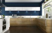 Hellblaue Küche Welche Wandfarbe