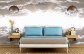 Idee Für Schlafzimmerwand