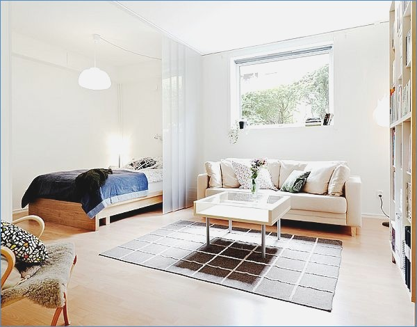 Ideen 1 Zimmer Wohnung Einzigartig On Und Design 7