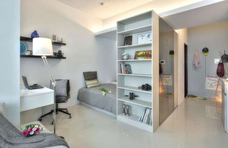 Ideen 1 Zimmer Wohnung Schön On Beabsichtigt Einrichten Houseplaner Info 3