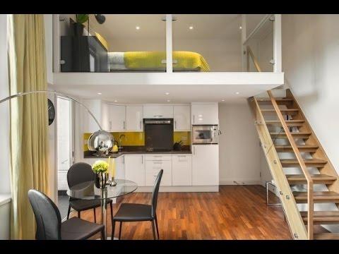 Ideen 1 Zimmer Wohnung Stilvoll On Beabsichtigt Einrichten Gestalten Design 6