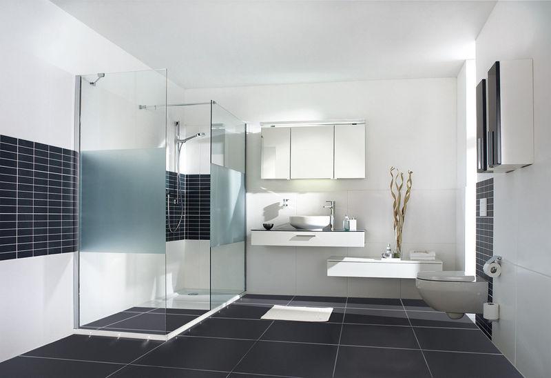 Ideen Einfach On Badezimmer überall Uncategorized Wand 7