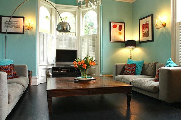 Ideen Für Wandfarben Imposing On Und Beispiele Welche Farben Passen In Ihrer 6