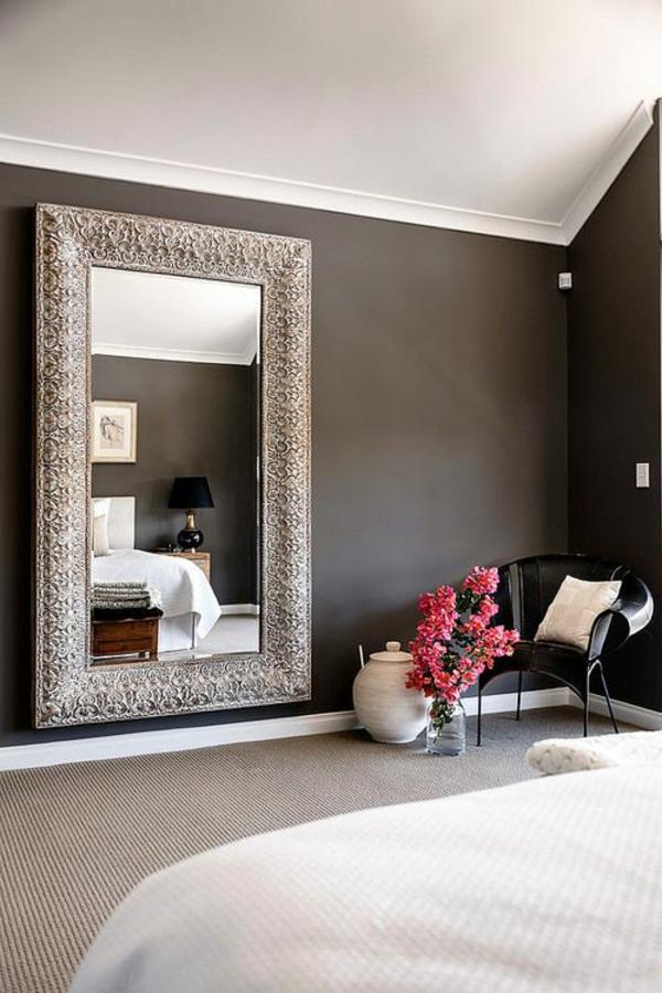 Ideen Für Wandfarben Perfekt On In Schlafzimmer Wandgastaltung Wandfarbe 2