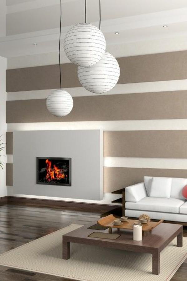 Ideen Für Wandfarben Stilvoll On Auf Wohnzimmer Glänzend Und Farben 2015 Die 4
