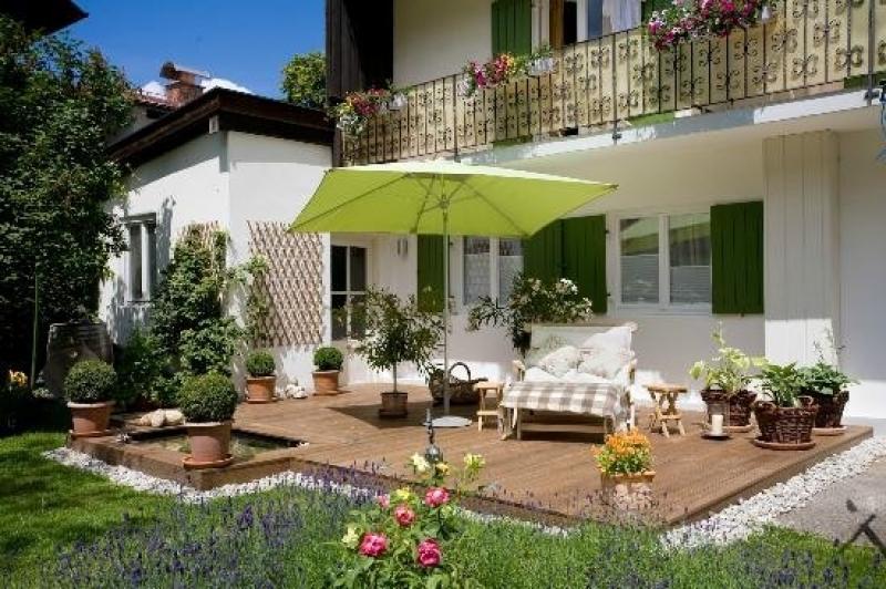 Ideen Gartenterrasse
