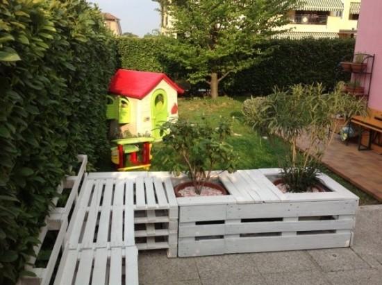 Ideen Gartenterrasse Interessant On Beabsichtigt Garten Terrasse Für 2