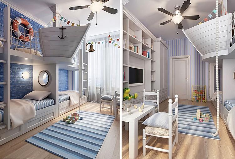 Ideen Kinderzimmer Einfach On Mit 21 Ungewöhnlich Kreative Fantasie 6