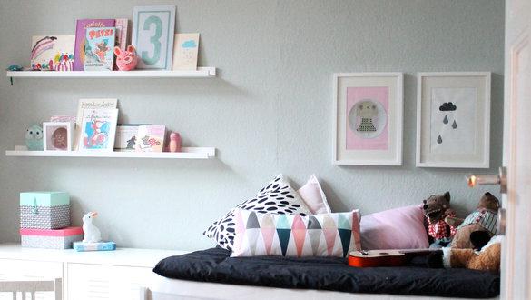 Ideen Kinderzimmer Herrlich On In Bezug Auf Die Schönsten Für Dein 4