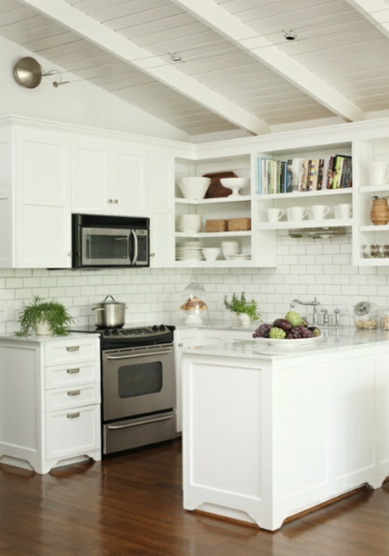 Ideen Küche Einrichten Beeindruckend On Und Kleine Tipps Für Raumverteilung 1