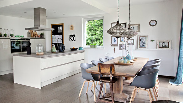 Ideen Küche Einrichten Exquisit On Auf Die Schönsten Küchen 3