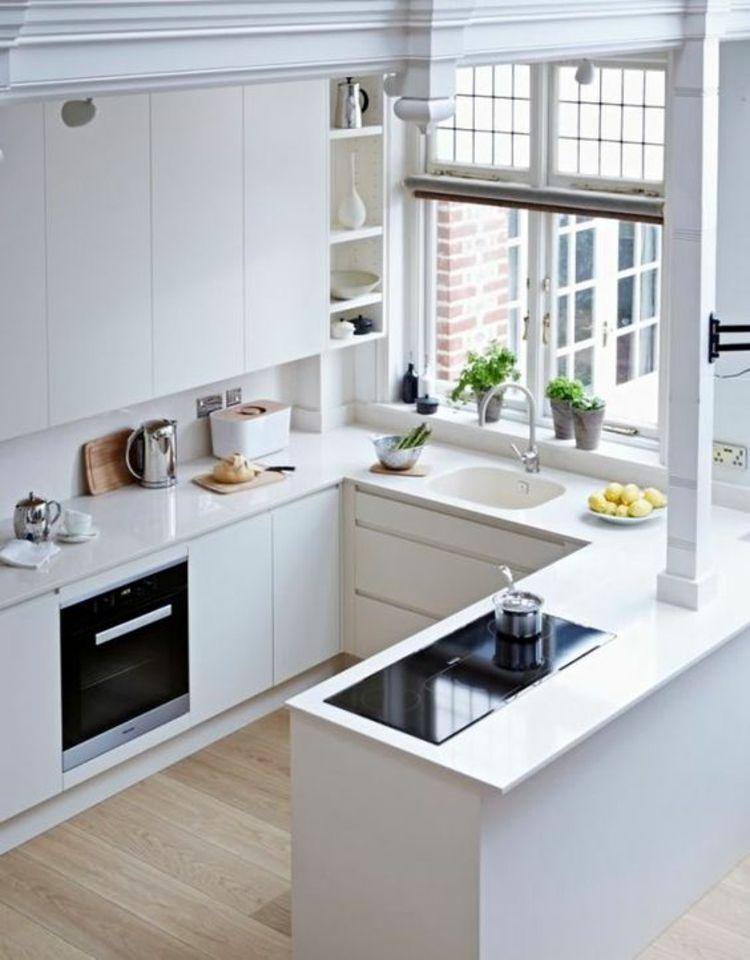 Ideen Küche Einrichten Herrlich On überall Aus Holz Kleine 2