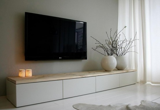 Ikea Besta Inspiration Beeindruckend On Andere Mit 45 Ways To Use IKEA Units In Home D Cor DigsDigs 6