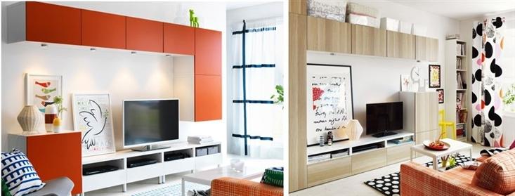 Ikea Besta Inspiration Nett On Andere Beabsichtigt Pick Of The Week Versatile BESTÅ IKEA Share Space 7