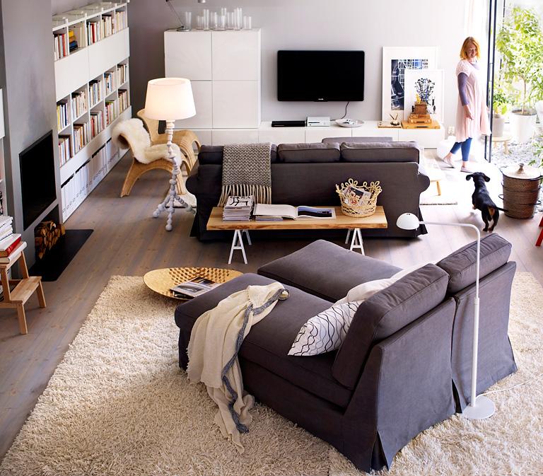 Ikea Einrichtung Ektorp Frisch On Andere Und Einrichten Cocooning Mit SCHÖNER WOHNEN 6