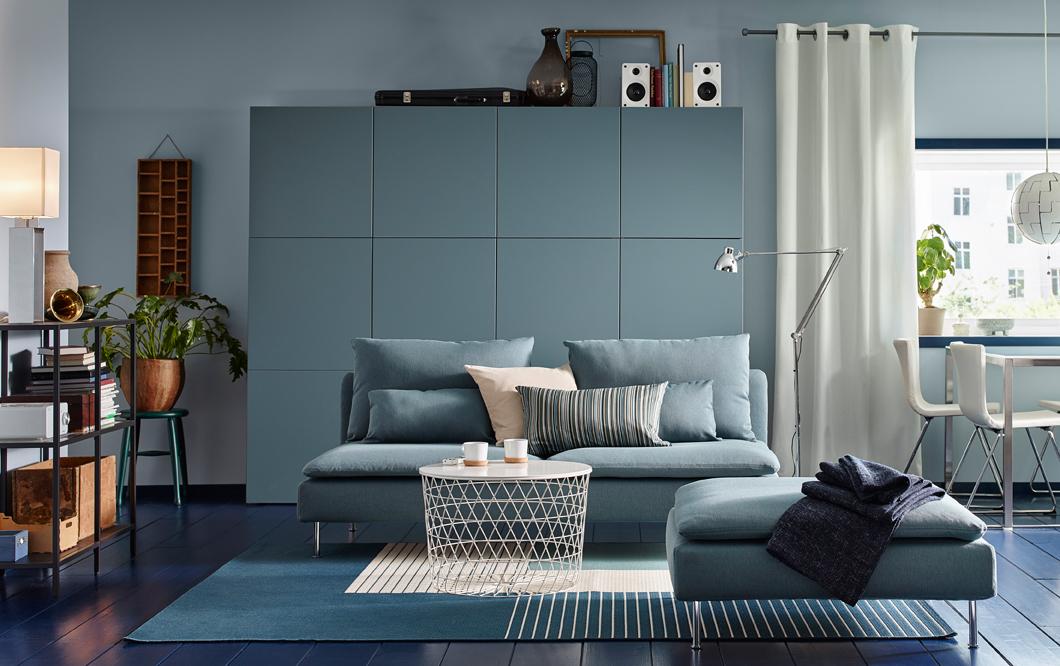 Ikea Inspiration Nett On Andere überall LIVING ROOM FURNITURE INSPIRATION IKEA 7