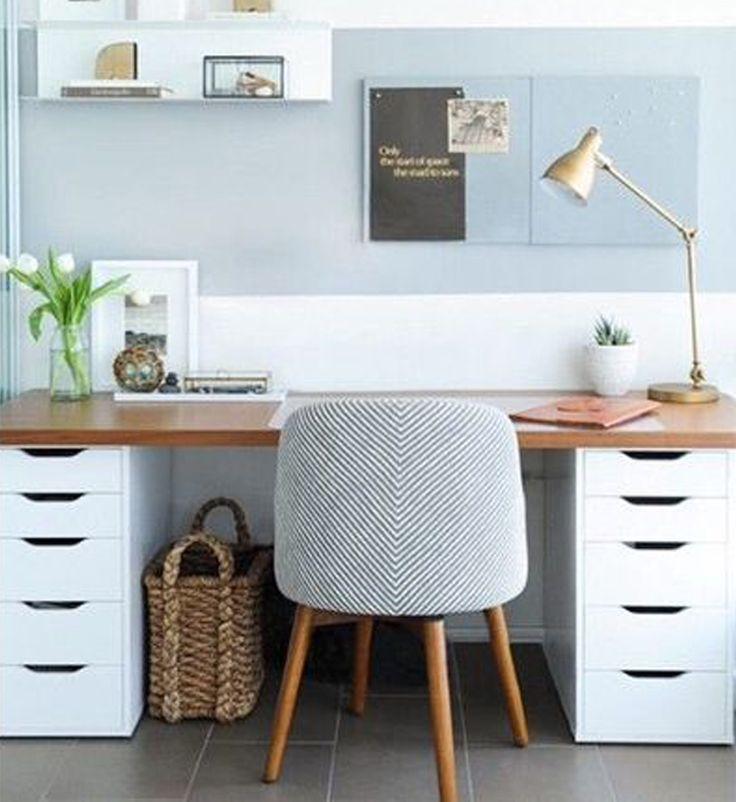 Ikea Schreibtisch Diy Ausgezeichnet On Andere überall Best 25 Bureau Ideas Pinterest Desk Desks 5
