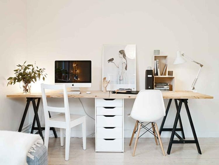 Ikea Schreibtisch Diy Erstaunlich On Andere Für Einen Einfachen Bauen 17 Schnelle DIY Ideen 1