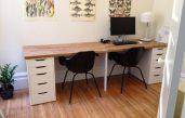 Ikea Schreibtisch Diy