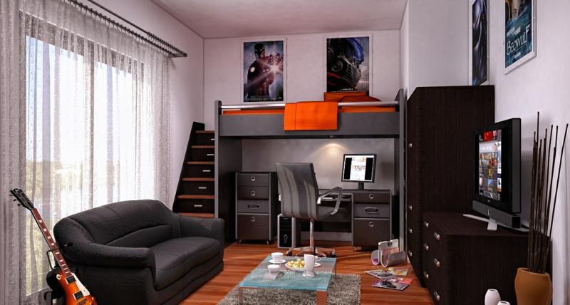 Jugendzimmer Für Jungs Fein On Andere Kreative Ideen Jungen 16 Inspirationen 1