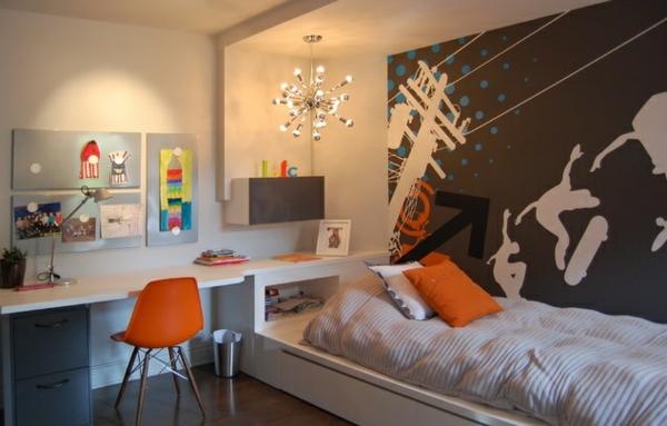 Jugendzimmer Streichen Farbe Imposing On Andere Mit Arkimco Com 4