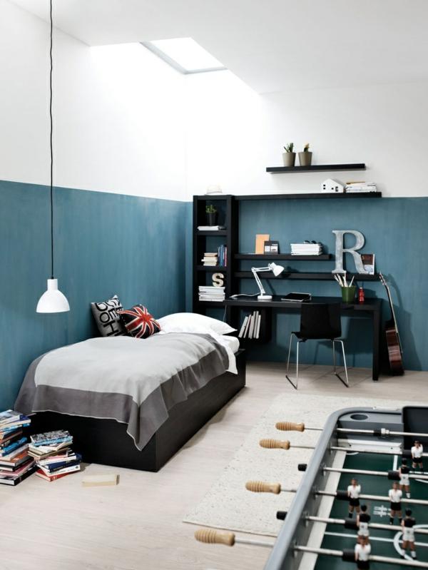 Jugendzimmer Streichen Farbe Imposing On Andere überall Gestalten 100 Faszinierende Ideen 2
