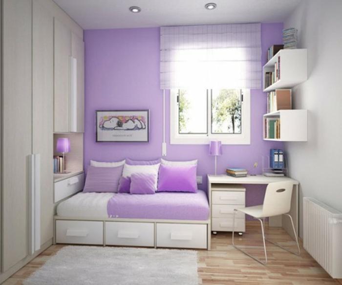 Jugendzimmer Streichen Farbe