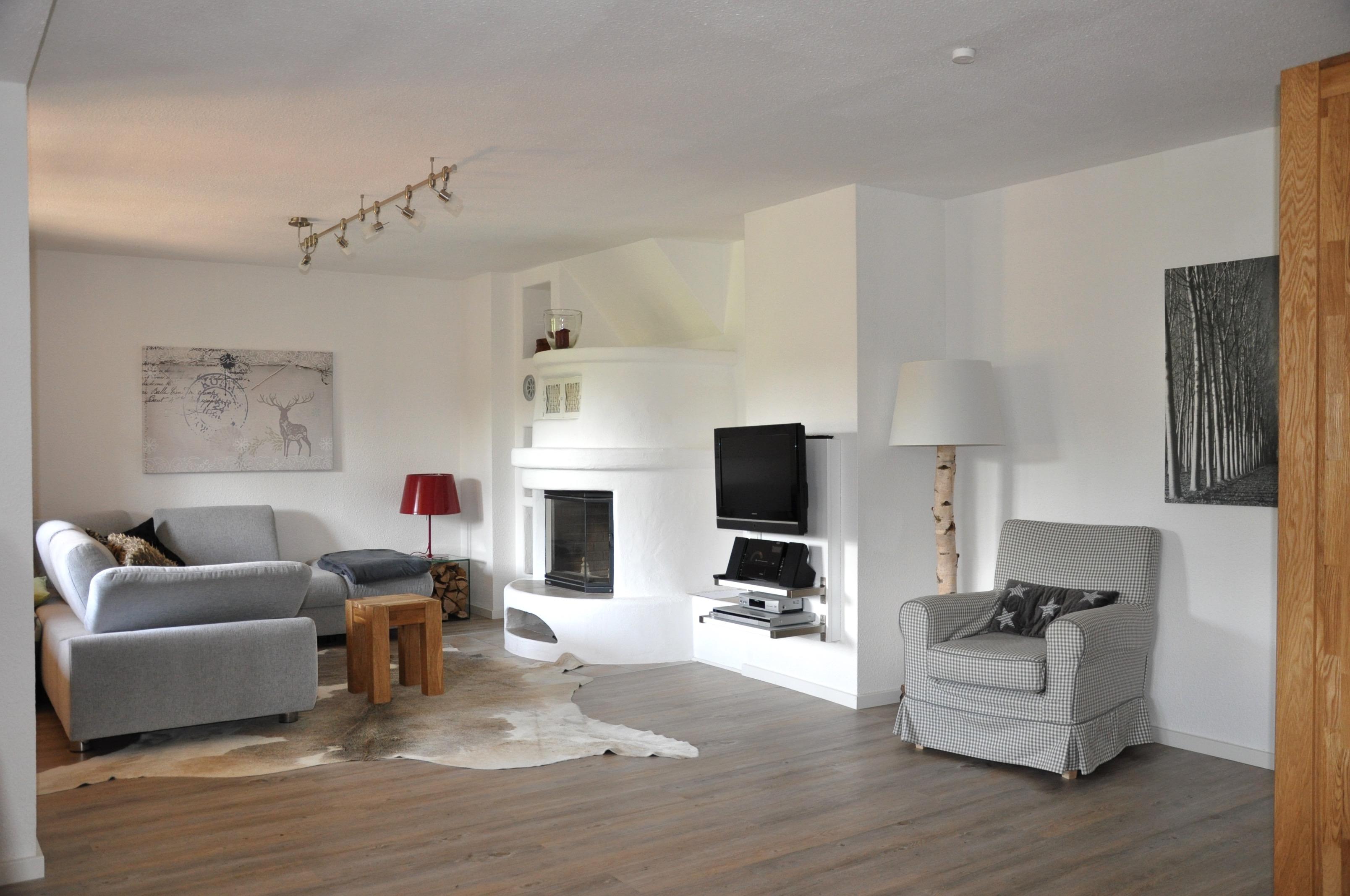 Kamin Modern Wohnzimmer Nett On Mit 3