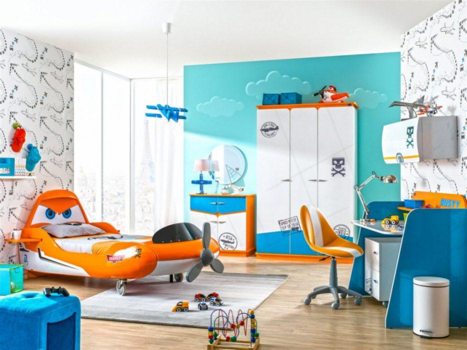 Kinderzimmer Einzigartig On Andere Mit Innenarchitektur Unglaublich Einfach Pirat 9