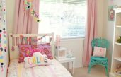 Kinderzimmer Idee Mädchen