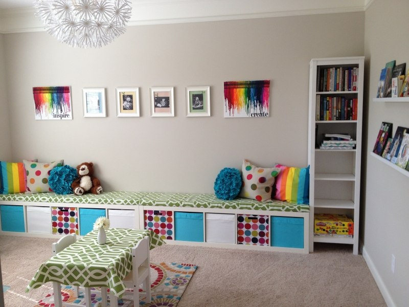 Kinderzimmer Ikea Einfach On Andere In Buntes Einrichten Ideen Und Beispiele Kids Rooms 7