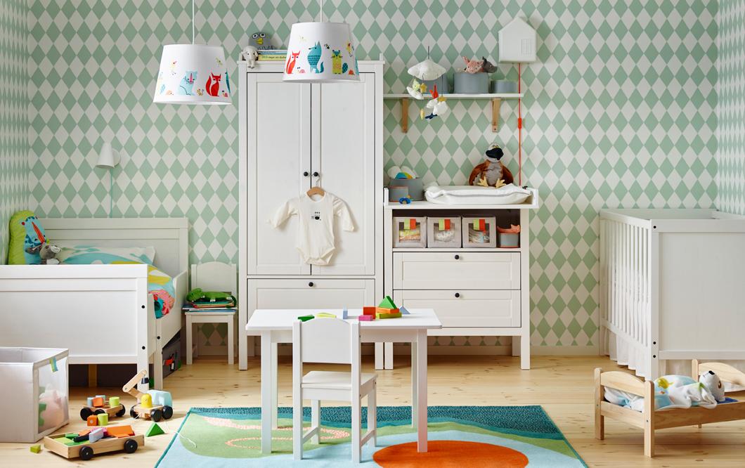 Kinderzimmer Ikea Modern On Andere Für Babyzimmer Günstig Online Kaufen IKEA 3