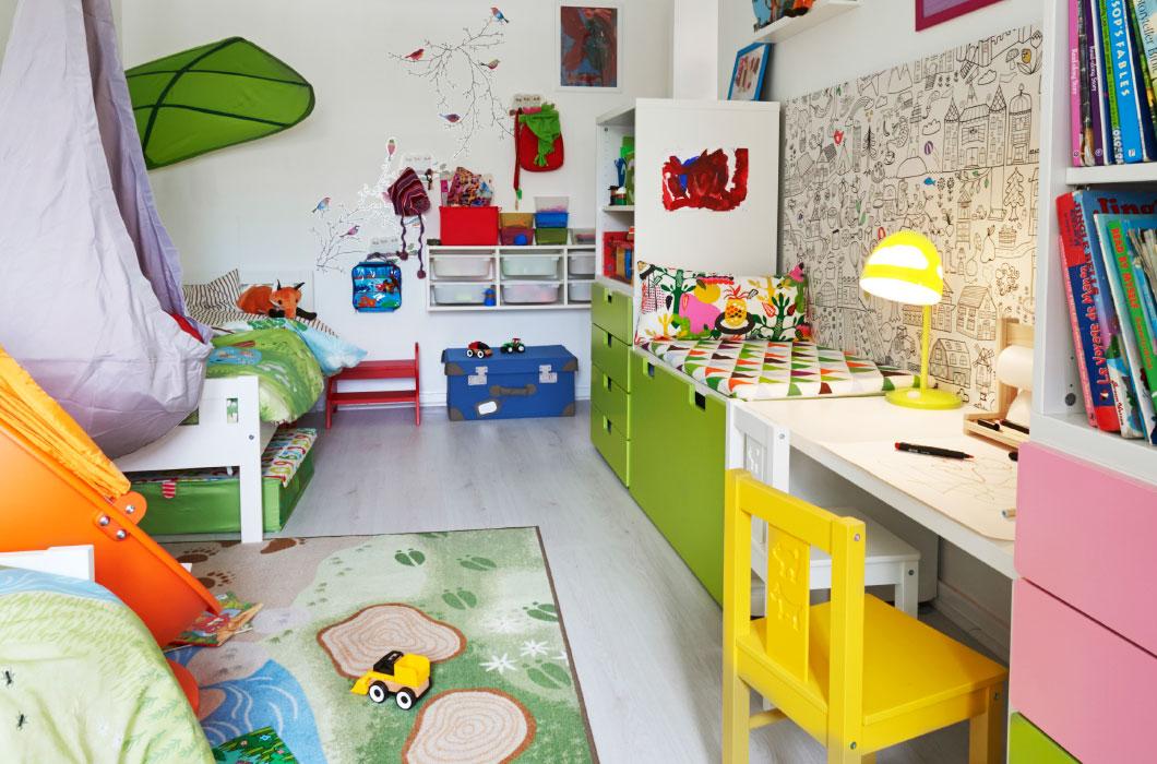 Kinderzimmer Ikea Modern On Andere überall Für Geschwister Ideen Tipps IKEA AT 6