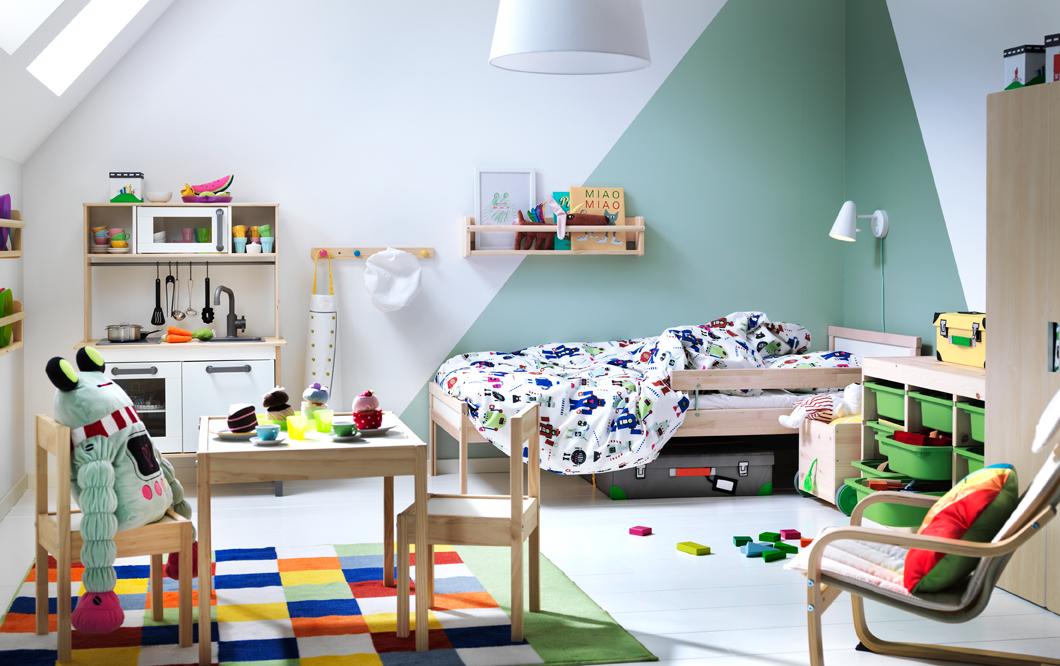 Kinderzimmer Ikea Nett On Andere Beabsichtigt Childrens Furniture Kids Toddler Baby IKEA 1