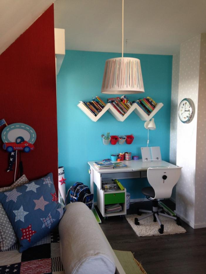 Kinderzimmer Imposing On Andere Für Uncategorized Die Besten 25 Wandgestaltung Ideen 4