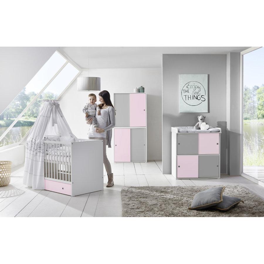 Kinderzimmer In Grau Erstaunlich On Andere überall Schardt Clic Rosa Babymarkt De 4