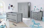 Kinderzimmer In Grau
