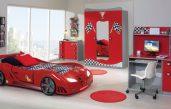 Kinderzimmer Junge Auto