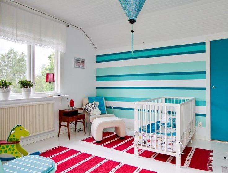 Kinderzimmer Wandbemalung Muster Stilvoll On Andere überall Bad Die Besten 25 Wandgestaltung 8