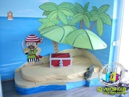 Kinderzimmer Wunderbar On Andere In Piraten Dekoration Junge 55 Wandgestaltung Ideen 6