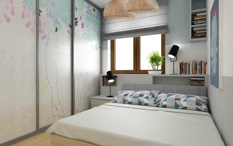 Kleines Schlafzimmer Bemerkenswert On Mit Einrichten 25 Ideen Für Raumplanung 1