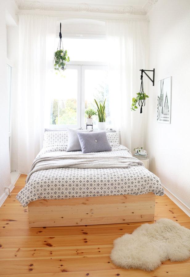 Kleines Schlafzimmer Exquisit On In Kleine Einrichten Gestalten 2