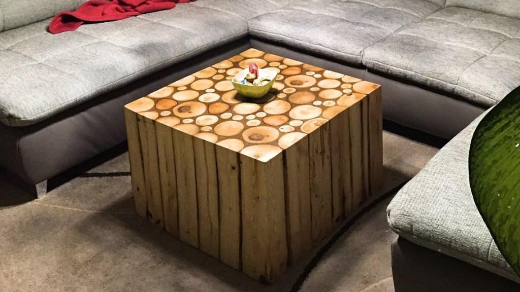 Kreative Ideen Aus Holz Herrlich On In Bezug Auf Basteln 9