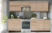 Küche Eiche Hell Modern