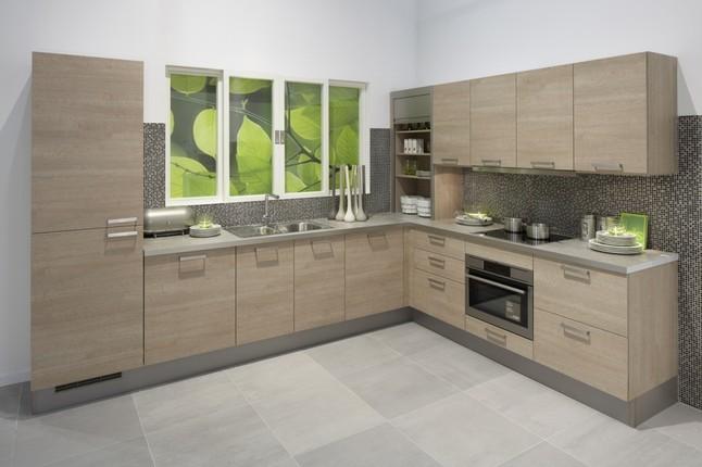 Küche Eiche Hell Modern Exquisit On Mit Kuchen Für Kuche Obratano Com 6