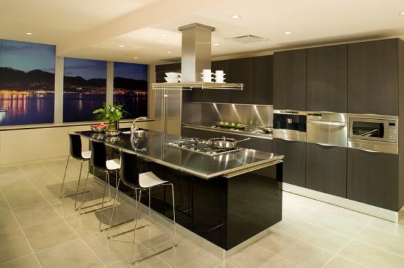 Küche Luxus Interessant On Andere Für Kuche Luxe Kitchen Lounge Kueche 4