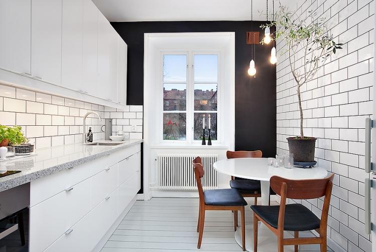 Küche Mit Esstisch Frisch On Andere In Ein Runder Ist Die Perfekte Lösung Bei Platzmangel 7